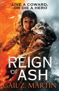 Gail Z. Martin: Reign of Ash