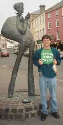 Tom Doyle in Ireland