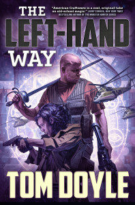 The Left-Hand Way by Tom Doyle