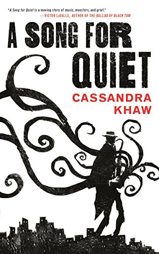 Cover of A Song For Quiet