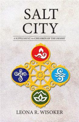 Salt City Cover Art
