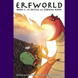 Erfworld book 1, Rob Balder