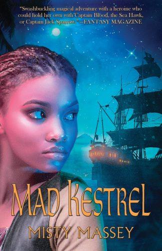 Mad Kestrel by Misty Massey