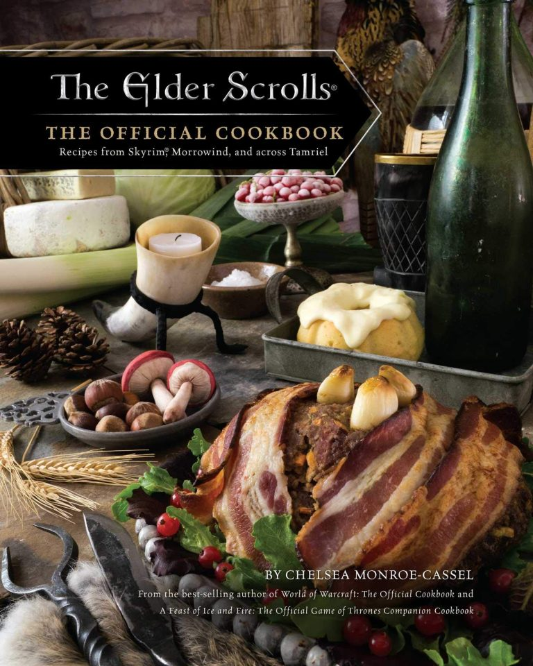 The Elder Scrolls Cookbook