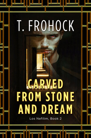 Cover Art for Carved From Stone And Dream