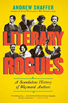Cover for Literary Rogues by Andrew Shaffer